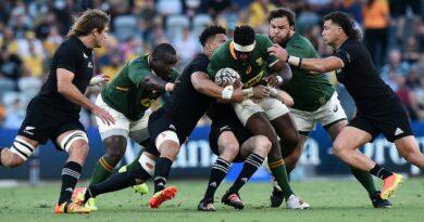 Nienaber delighted with Bok effort despite narrow defeat